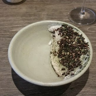 Black Rice & Cornish Kombu