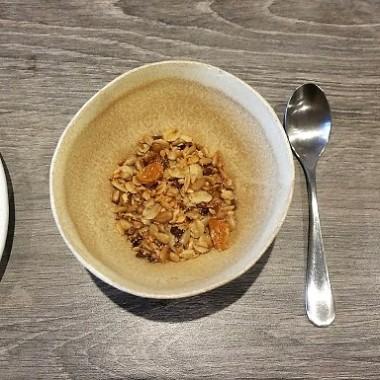 Chicken Liver Cereal